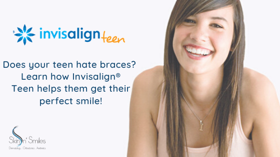 Does your teen hate braces? You might want to try Invisalign® Teen